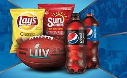 Pepsi Big Game Party Instant Win Game