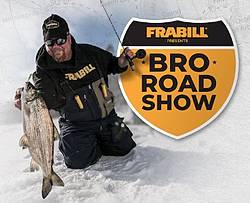 Frabill Bro Road Show Giveaway