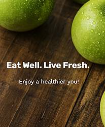 DealWiki Eat Well. Live Fresh Sweepstakes