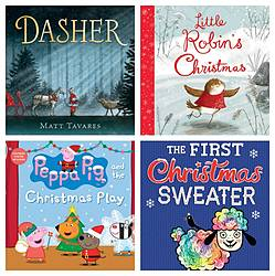 Pausitive Living: Holiday Storybook Prize Pack Giveawya