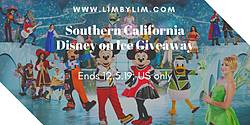 LimByLim: 4 Tickets to Disney on Ice Giveaway
