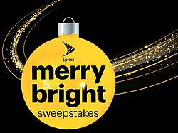 Sprint Merry & Bright Instant Win Game