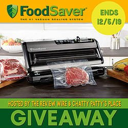 Review Wire: FoodSaver 2-in-1 Automatic Vacuum Sealer Giveaway