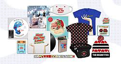 Record Store Crawl X the Regrettes Merchandise Giveaway Sweepstakes
