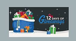 GlobalGolf 12 Days of Giveaways Contest