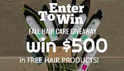 Aweganics Hair Products Giveaway