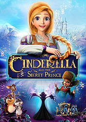 Pausitive Living: Pausitive Living: Cinderella and the Secret Prince DVD Giveaway