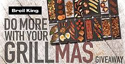 Broil King Grillmas Giveaway