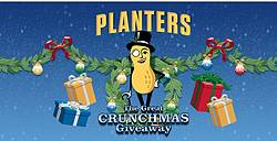 Planters the Great Crunchmas Giveaway