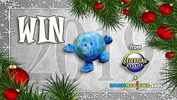 SAHM Reviews: Holiday Giveaway 2019 - Little Earth Plush by Celestial Buddies Giveaway