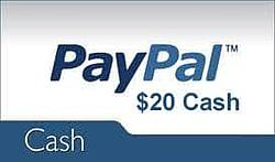 Making of a Mom: 20 Paypal Cash Giveaway