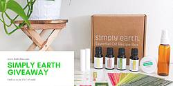 LimByLim: Simply Earth Essential Oils Starter Box Giveaway