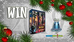 SAHM Reviews: Holiday Giveaway 2019 - Bosk Game Giveaway