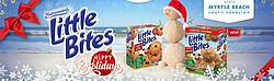 Happy Holidays With Little Bites Visit Myrtle Beach Sweepstakes