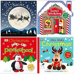 Pausitive Living: Pausitive Living: Christmas Storybooks for Toddlers Prize Pack Giveaway