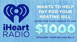 iHeart Radio Pay Your Heating Bill Sweepstakes