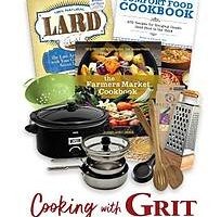 Grit Magazine Cooking With Grit Giveaway
