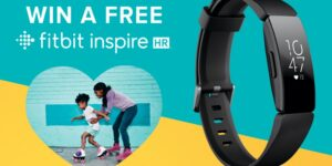 Cheerios Heart Health Promotion with Fitbit Sweepstakes & Instant Win