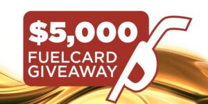 Lazydays $5,000 Fuel Card Giveaway