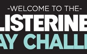 Listerine 21 Day Challenge Instant Win Game