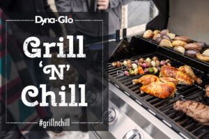 Dyna-Glo Grill n Chill Giveaway