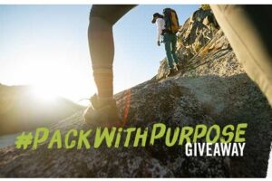Title Nine Pack with Purpose Giveaway