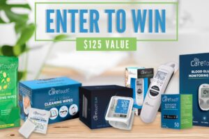 Care Touch Health Is Wealth Giveaway