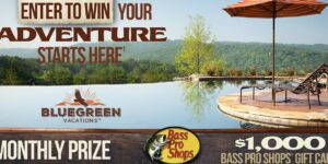 Bluegreen Vacations Your Adventure Starts Here Sweepstakes