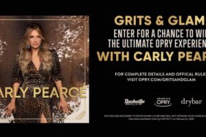 Grand Ole Opry Grits & Glam Sweepstakes