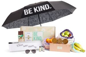 Ellen Be Kind Box Giveaway