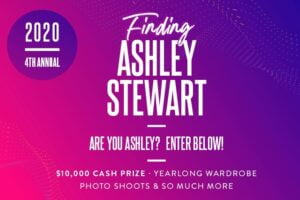 The Finding Ashley Stewart 2020 Contest