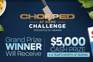 Food Network Chopped at Home Challenge Contest