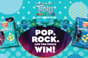Lay's Poppables Dreamworks Trolls World Tour Instant Win Game