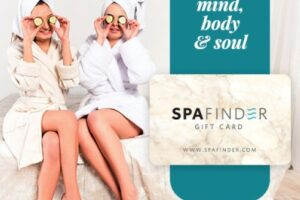 Spafinder Gift Card Sweepstakes