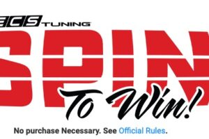 "ECS Tuning ""Spring 2020"" Instant Win Game & Sweepstakes"