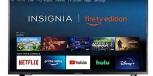 Steamy Kitchen Insignia 43″ Smart LED Fire TV Giveaway