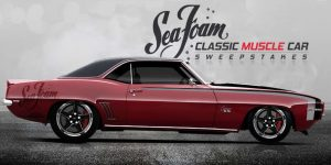 The Sea Foam Classic Muscle Car Sweepstakes