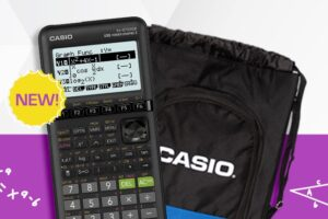Casio Education Learning Beyond the Classroom Sweepstakes