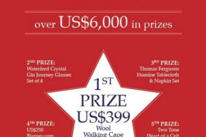 Blarney Woolen Mills 4th Of July To Remember Sweepstakes