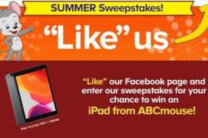 ABCmouse Summer Sweepstakes