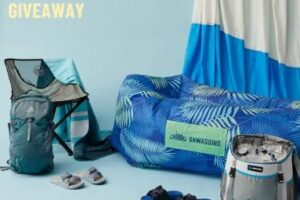 Chillbo Summer Staycation Sweepstakes