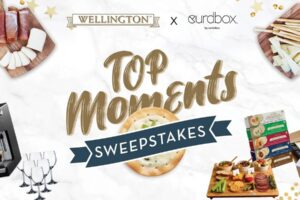 Wellington x Curds & Co. Sweepstakes