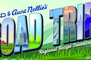 Aunt Nellie's Summer Road Trip Sweepstakes