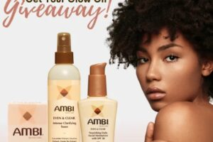 Hype Hair AMBI Skincare Giveaway