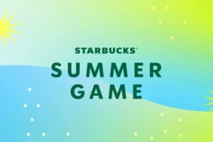 Starbucks Summer Game 2020 Sweepstakes & Instant Win Game
