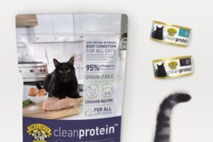 Dr. Elsey's Clean Protein Cat Food Giveaway