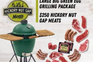 Hickory Nut Gap Fire Up Your Summer With Pasture Raised Flavor Sweepstakes