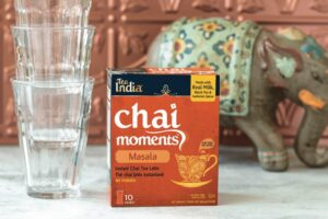 Tea India July Box-a-Day Giveaway