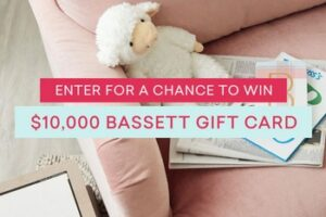 """Bassett """"Love Your Home"""" Sweepstakes"""