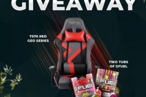 MythicTreez Gaming Chair & GFuel Giveaway